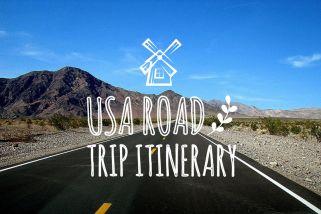 USA Road Trip Photo